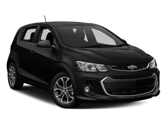 New Chevrolet Sonic LT Auto w/1SD
