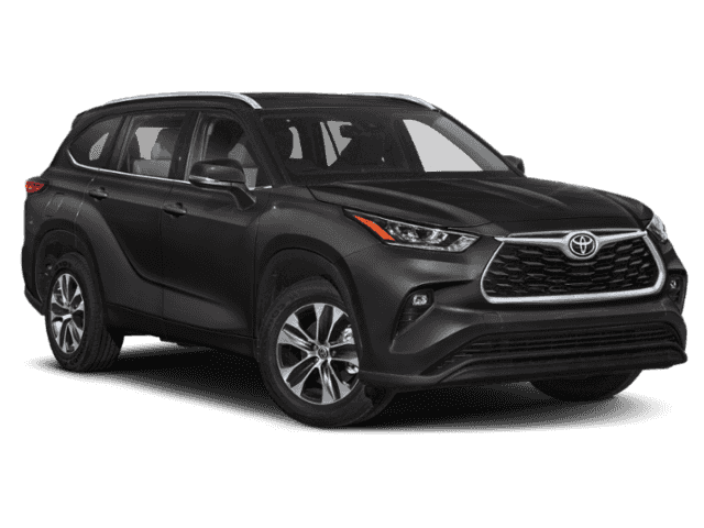 New 2020 Toyota Highlander XLE FWD (Natl)