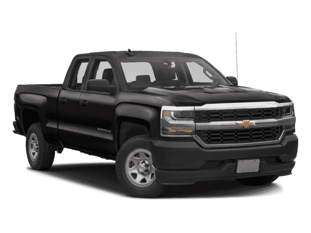 New 2016 Chevrolet Silverado 1500 WT
