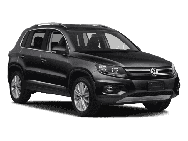 New 2017 Volkswagen Tiguan Limited 2.0T