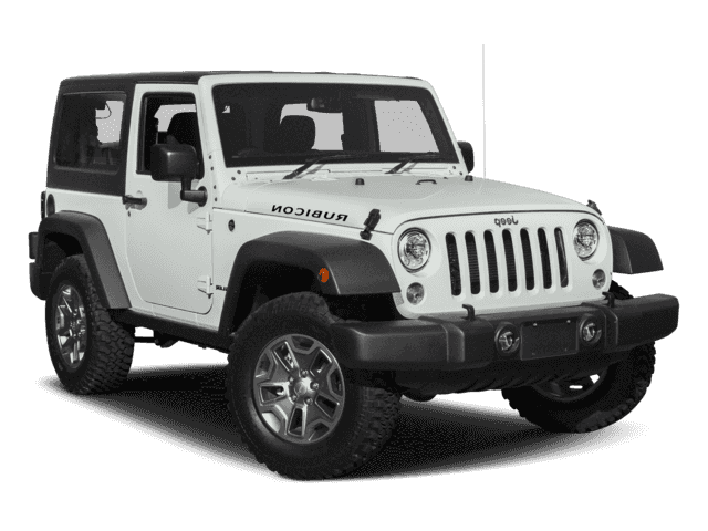 New 2018 Jeep Wrangler JK Rubicon Recon 4x4
