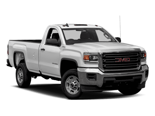 New 2017 GMC Sierra 2500HD Base