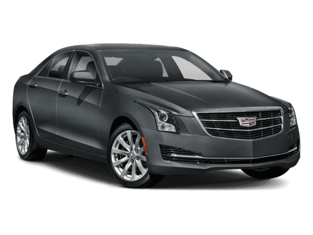 New Cadillac ATS Sedan RWD