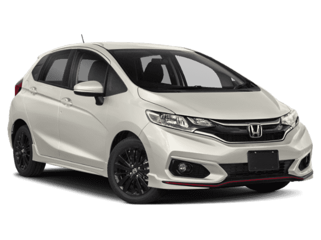 Demo 2019 Honda Fit Sport-AEB CVT