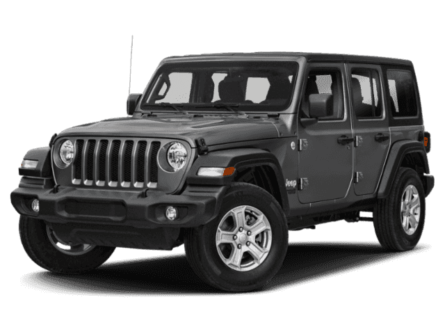 New 2020 JEEP Wrangler Willys 4x4