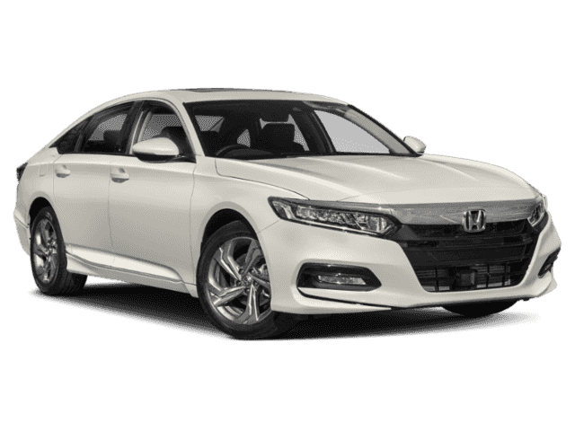 New 2018 Honda Accord EX-L w/Navigation