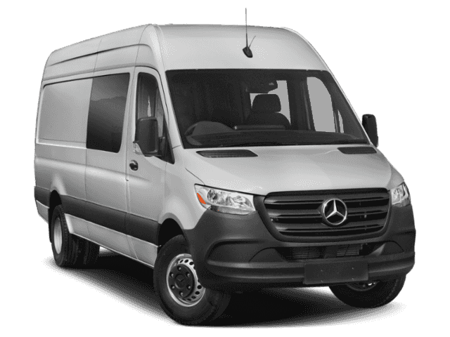 New 2019 Mercedes-Benz Sprinter 3500 Crew Van