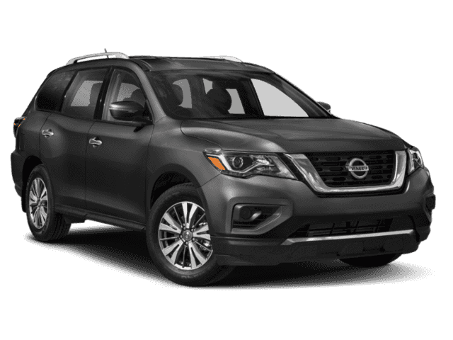 New 2019<br>Nissan Pathfinder S<br>FWD