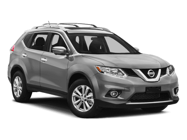 New 2016 Nissan Rogue S AWD