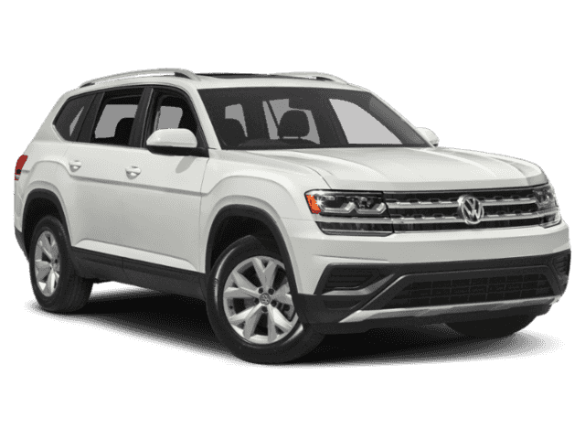 New 2019 Volkswagen Atlas SUV S
