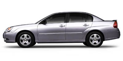 Pre-Owned 2005 CHEVROLET MALIBU LS Sedan 4