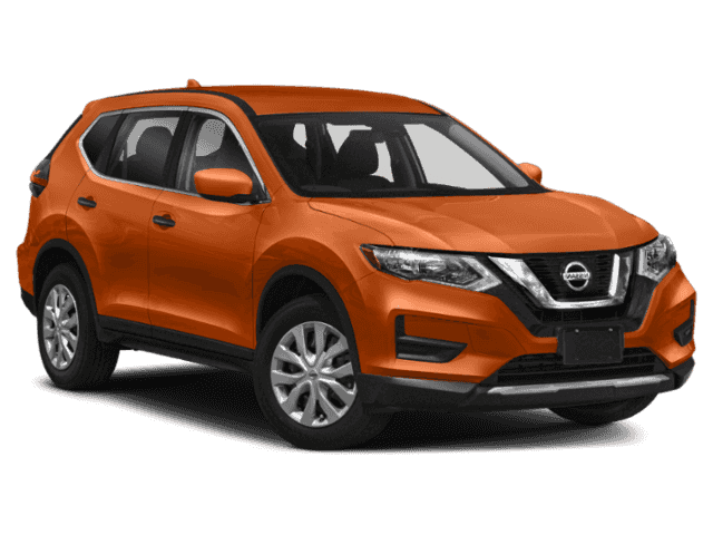 New 2020 Nissan Rogue SV