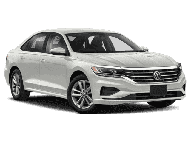 New 2020 Volkswagen Passat 2.0T SEL With Navigation