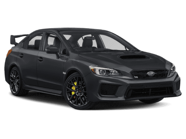 New 2019 Subaru WRX STI Limited Manual w/Lip Spoiler