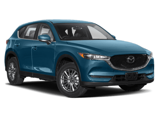 New 2020 Mazda CX-5 AWD