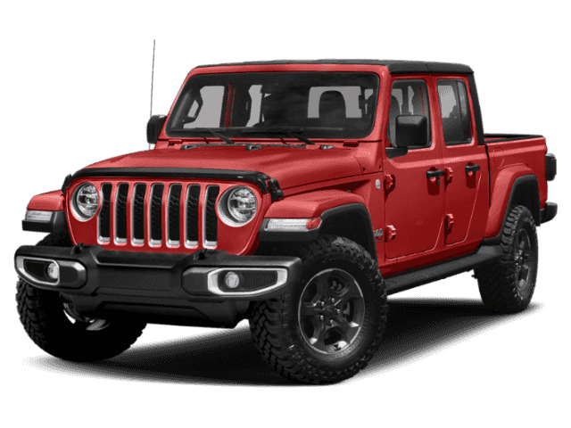 New 2020 JEEP Gladiator