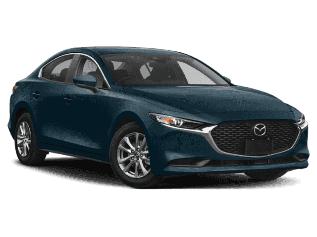 New 2019 Mazda3 GS 6sp