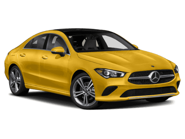 New 2020 Mercedes-Benz CLA CLA 250 Front Wheel Drive Coupe