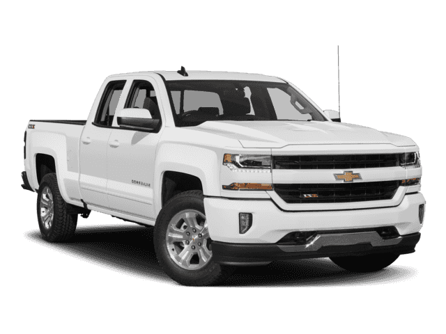 Pre-Owned 2017 Chevrolet Silverado 1500 4WD Double Cab 143.5 LT w/2LT