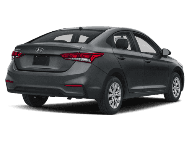 New 2019 Hyundai Accent Limited Sedan Auto