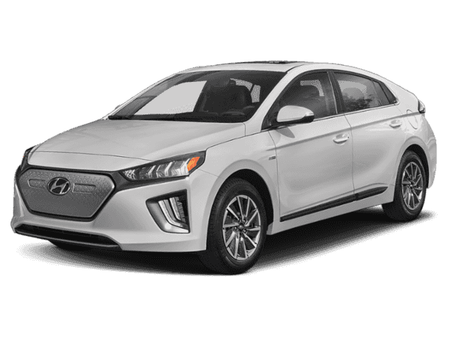 New 2020 Hyundai Ioniq EV Limited 4dr Hatchback