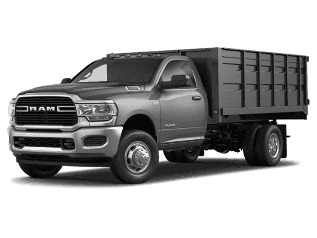 New 2019 RAM 3500 Chassis Cab Tradesman 4x2 Regular Cab for sale in Albuquerque NM