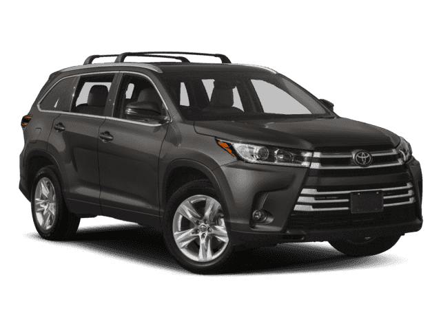 New 2017 Toyota Highlander Limited 4D Sport Utility