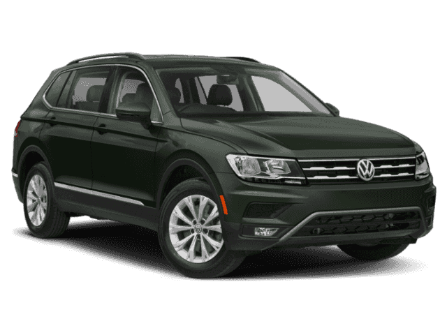 New 2019 Volkswagen Tiguan 2.0T SE w/Panoramic Sunroof