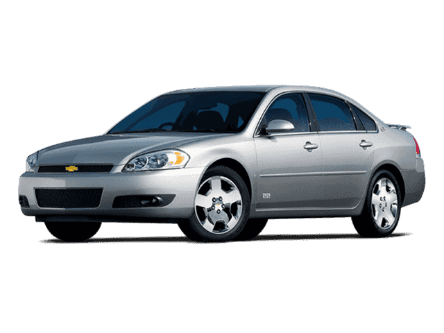 Pre-Owned 2008 CHEVROLET IMPALA LTZ Sedan