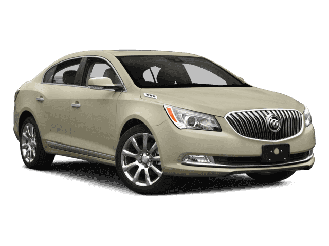 Certified Pre-Owned 2015 Buick LaCrosse Premium I Group With Navigation