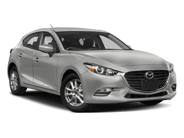 New 2018 Mazda3 Sport Base FWD 4D Hatchback