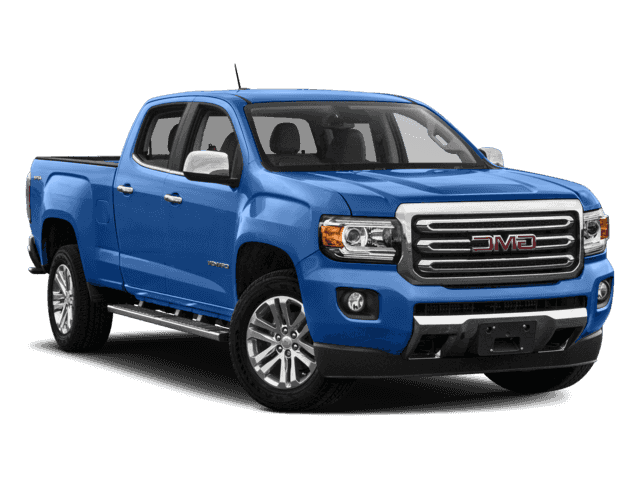 New 2018 GMC Canyon SLT 4WD