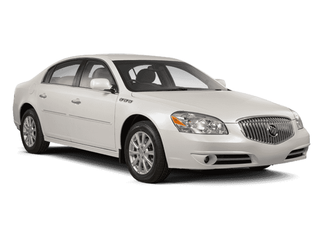 Pre-Owned 2010 BUICK LUCERNE CXL-3