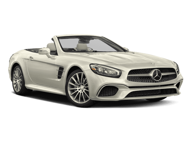 New 2018 Mercedes-Benz SL-Class SL 550 Rear Wheel Drive Convertible