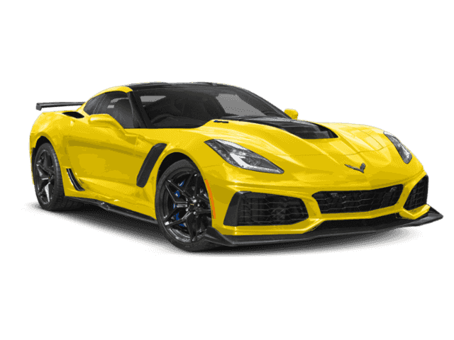 New 2019 Chevrolet Corvette ZR1 3ZR