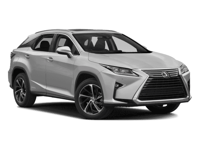 New Lexus RX 450h Base