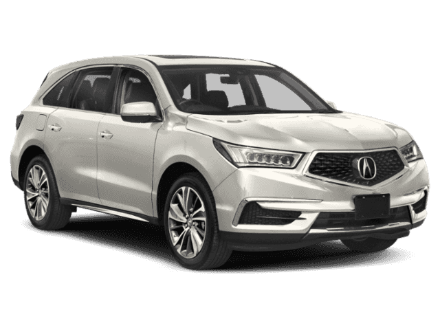 New 2020 Acura MDX Technology Package With Navigation & AWD