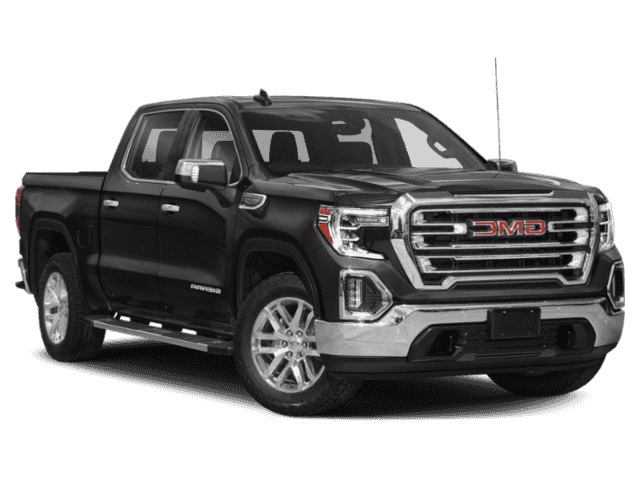 New 2020 GMC Sierra 1500 Elevation 4WD Crew Cab Pickup