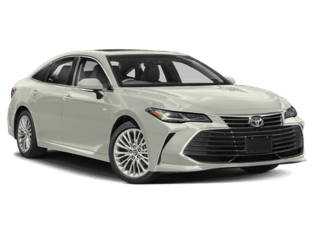 New 2019 Toyota AVALON HYBRID 4-DR LIMITED