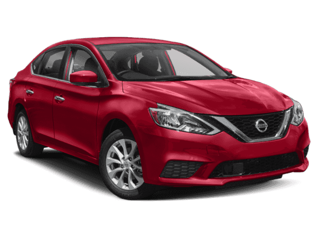 New 2019 Nissan Sentra SV FWD Sedan