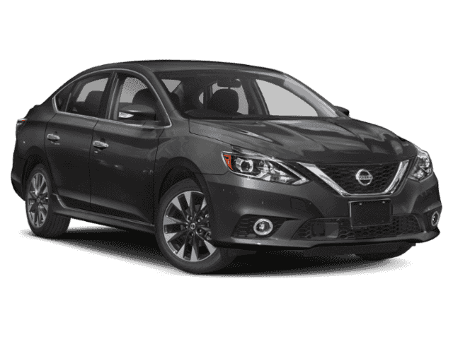 New 2019 Nissan Sentra SR FWD 4D Sedan