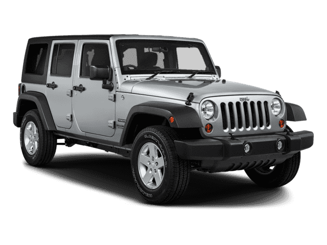 New Jeep Wrangler JK Unlimited Sport ' in Loaner Status'