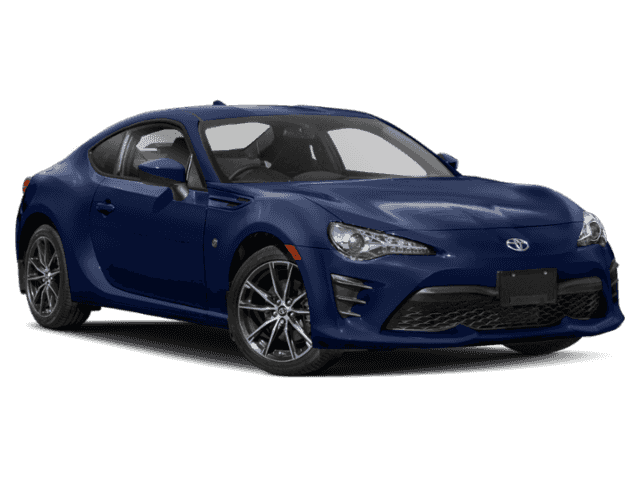 New 2019 Toyota 86 Base RWD 2D Coupe