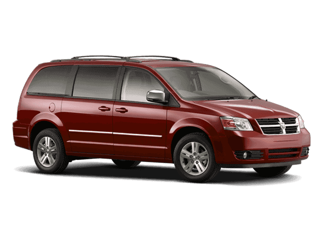 Pre-Owned 2009 DODGE GRAND CARAVAN SE Minivan