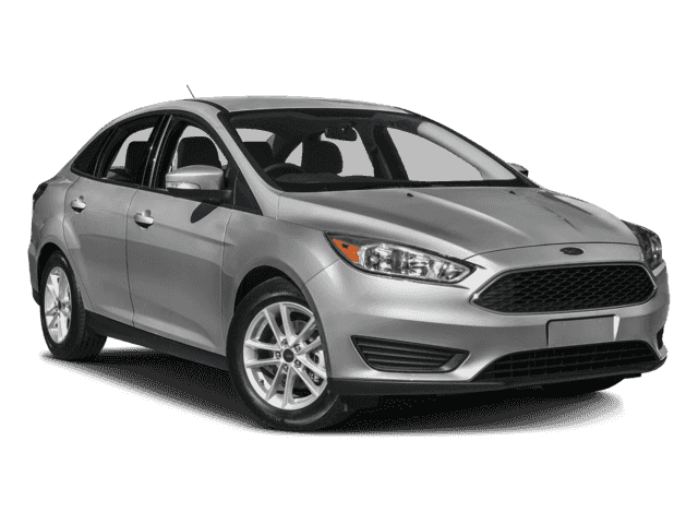 New 2016 Ford Focus SE 4D Sedan