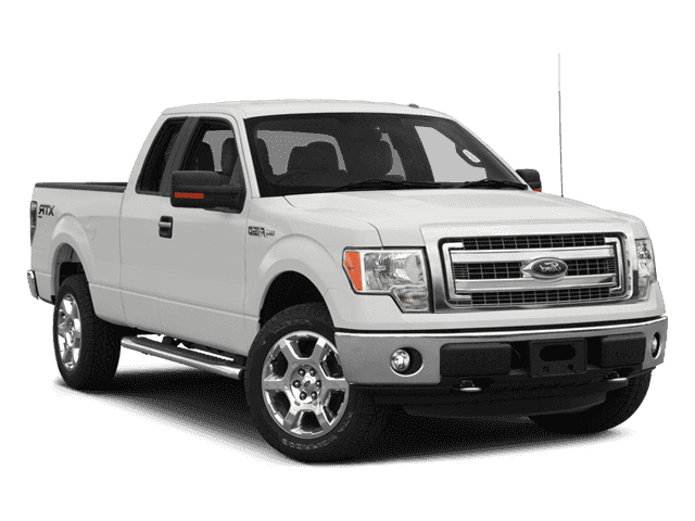 Pre-Owned 2014 FORD F150 XLT PICKUP