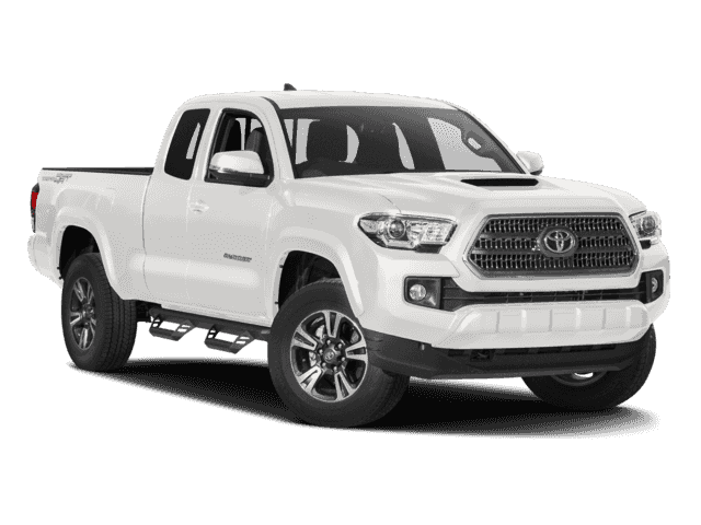 New 2017 Toyota Tacoma TRD Sport With Navigation & 4WD