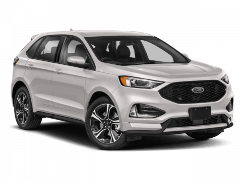 2019 Ford Edge ST With Navigation & AWD