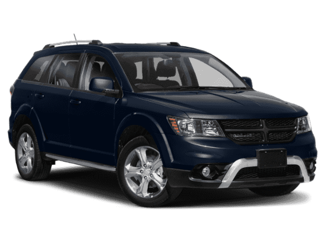 Pre-Owned 2019 Dodge Journey Crossroad AWD