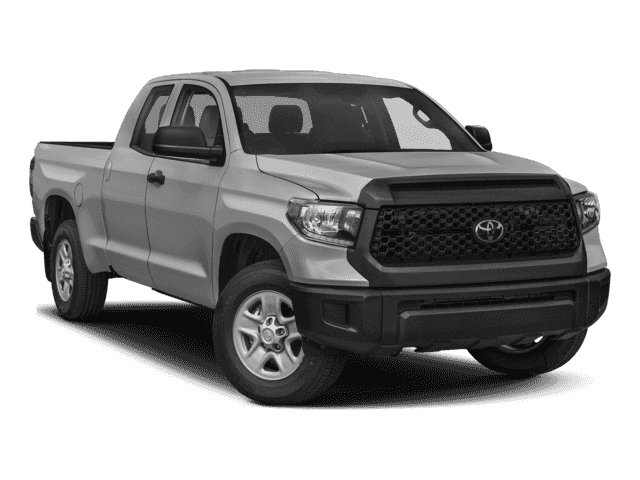 New 2018 Toyota Tundra SR5 4WD 4D Double Cab